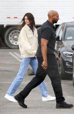 KENDALL JENNER Leaves Kanye West