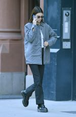 KENDALL JENNER Out and About in New York 10/18/2019