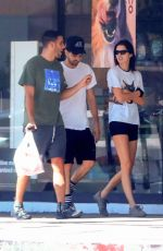 KENDALL JENNER Out and About in West Hollywood 10/08/2019