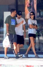 KENDALL JENNER Shopping at Petco in West Hollywood 10/08/2019