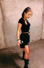KERRI MEDDERS as Lara Croft - Instagram Photos  10/21/2019