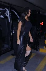 KIM KARDASHIAN Arrives at Her Hotel in Yerevan 10/08/2019