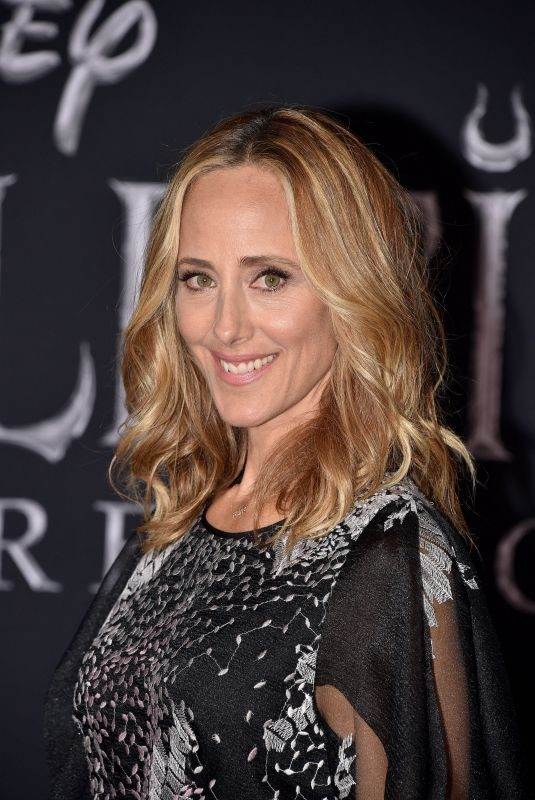 KIM RAVER at Maleficent: Mistress of Evil Premiere in Los Angeles 09/30/2019