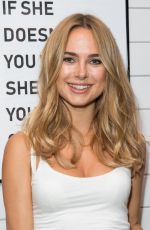 KIMBERLEY GARNER at Shakedown Coffee Launch Party in London 10/08/2019