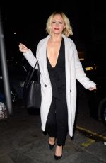 KIMBERLEY WALSH Leaves Chiltern Firehouse in London 10/05/2019