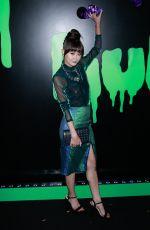 KIMIKO GLENN at 2019 Huluween Celebration at New York Comic Con 10/04/2019