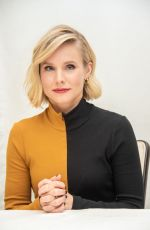 KRISTEN BELL at The Good Place, Season 4 Press Conference in Los Angeles 10/16/2019