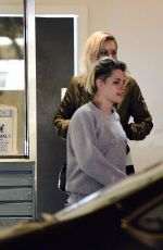 KRISTEN STEWART Out in West Hollywood 10/13/2019