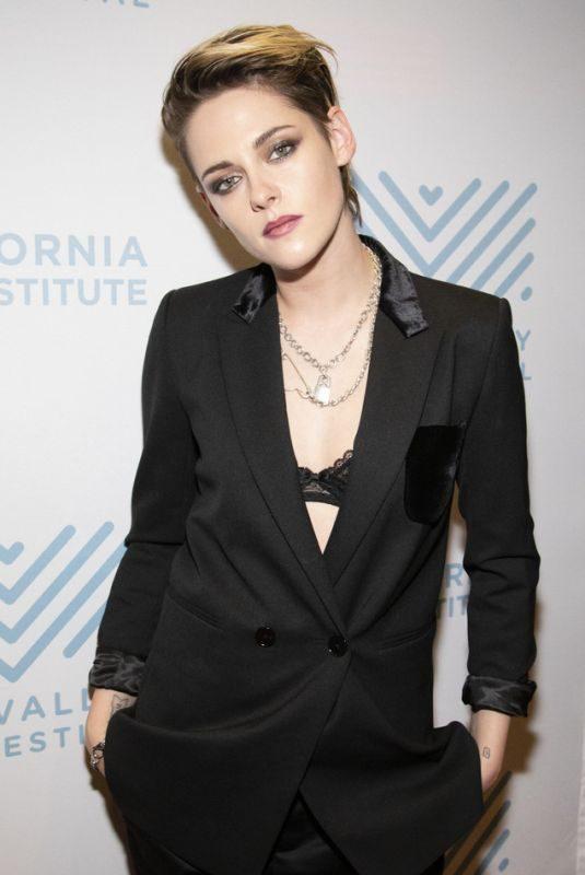 KRISTEN STWART at Spotlight on Kristen Stewart at 42nd Mill Valley Film Festival 10/07/2019