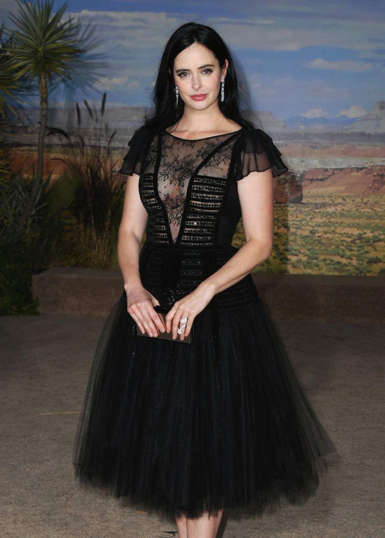 KRYSTEN RITTER At El Camino A Breaking Bad Movie Premiere
