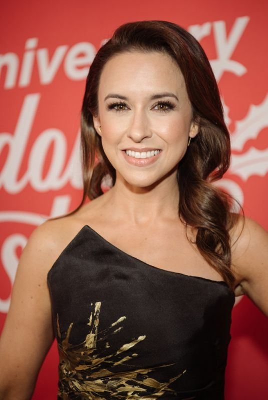 LACEY CHABERT at A Christmas Love Story Screening in Los Angeles 10/21/2019