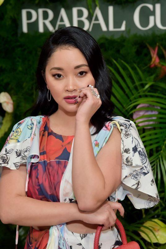LANA CONDOR at Prabal Gurung Celebrates 10 Years in West Hollywood 10/29/2019
