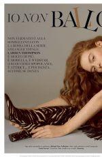 LARSEN THOMPSON in Glamour Magazine, Italy November 2019