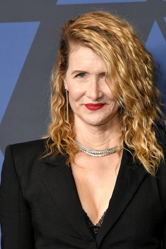 LAURA DERN at AMPAS 11th Annual Governors Awards in Hollywood 10/27/2019