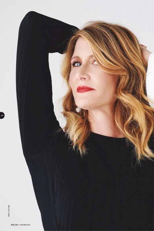LAURA DERN in Total Film Magazine, November 2019