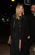 LAURA WHITMORE Night Out in London 10/30/2019