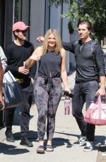 LAUREN ALAINA at DWTS Studio in Los Angeles 10/06/2019