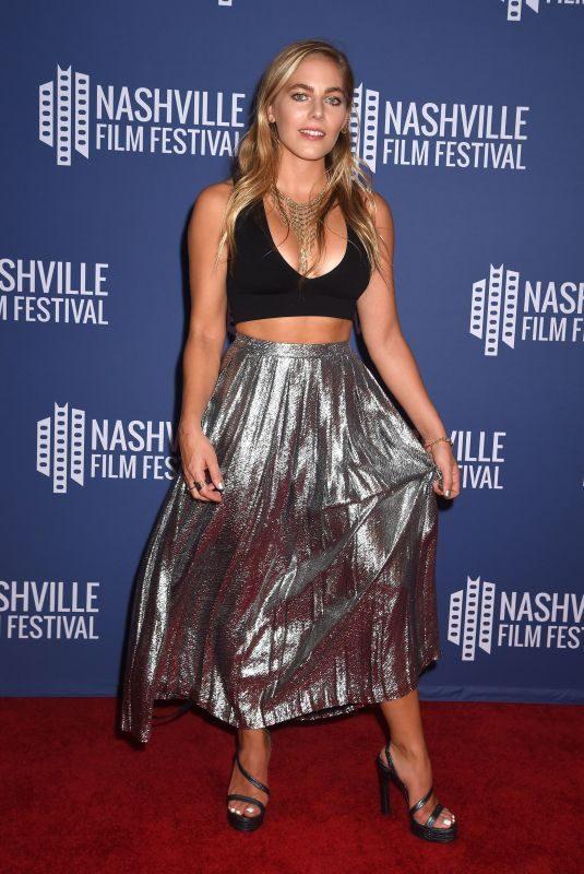 LAUREN JENKINS Nashville Film Festival 10/03/2019