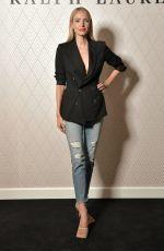 LEONIE HANNE at Ralph Lauren x Vanity Fair Party at Paris Fashion Week 09/28/2019