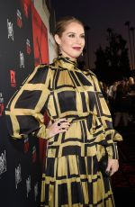 LESLIE GROSSMAN at American Horror Story 100th Episode Celebration in Hollywood 10/26/2019