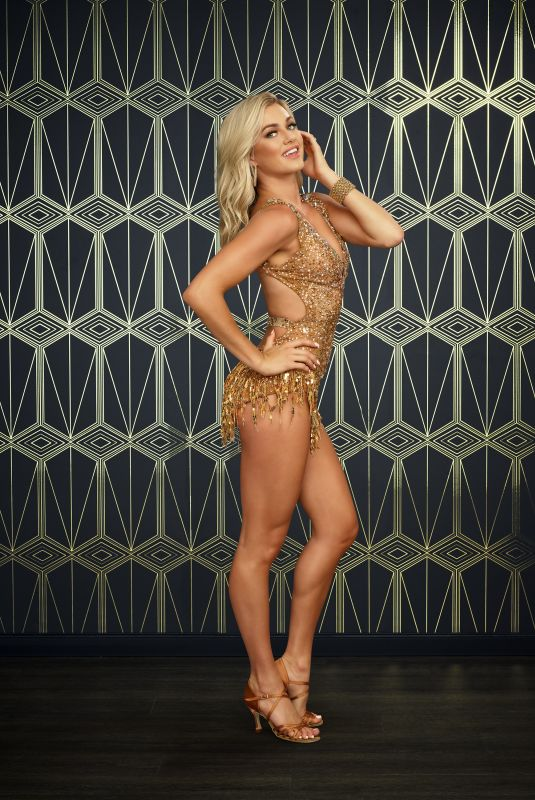 LINDSAY ARNOLD Dancing with the Stars, Season 28 Promos