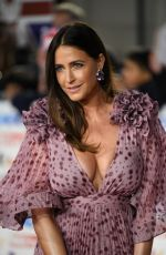 LISA SNOWDON at Pride of Britain 2019 Awards in London 10/28/2019