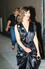 LIZZY CAPLAN Arrives at Jimmy Kimmel Live in Los Angeles 10/17/2019