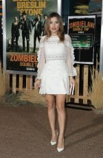 LOLA TASH at Zombieland: Double Tap Premiere in Westwood 10/11/2019