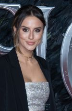 LUCY WATSON at Maleficent: Mistress of Evil Premiere in London 10/09/2019