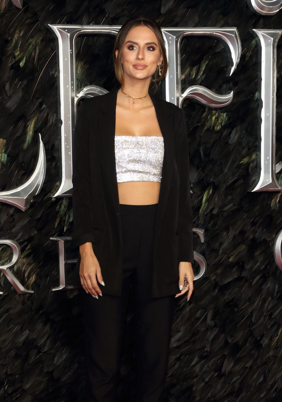 Lucy Watson At Maleficent Mistress Of Evil Premiere In