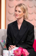MACKENZIE DAVIS at Lorraine TV Show in London 10/16/2019
