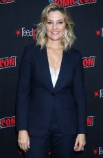 MADCHEN AMICK at Riverdale Panel at New York Comic Con 10/06/2019