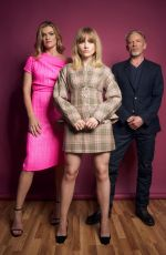 MADDIE HASSON at 2019 New York Comic Con fot TV Guide Magazine 10/06/2019