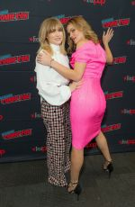 MADDIE HASSON at Youtube Original Series Impulse, Season 2 Panel at New York Comic Con 10/06/2019