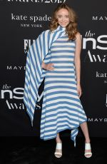 MADELEINE ARTHUR at 2019 Instyle Awards in Los Angeles 10/21/2019