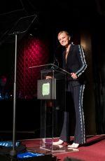 MALIN AKERMAN at Bring Change to Mind Annual Gala in San Francisco 10/17/2019