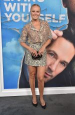MALIN AKERMAN at Living with Yourself Premiere at Arclight Cinemas in Los Angeles 10/16/2019
