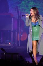 MAREN MORRIS Performs at Ascend Amphitheater in Nashville 10/18/2019