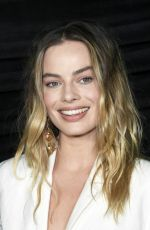 MARGOT ROBBIE at Bombshell Special Screening in West Hollywood 10/13/2019