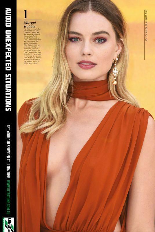 MARGOT ROBBIE in Maxim Magazine, Australia November 2019