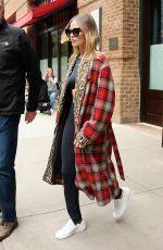 MARGOT ROBBIE Leaves Her Hotel in New York 10/08/2019