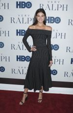 MARIAH STRONGIN at Very Ralph Premiere in New York 10/23/2019