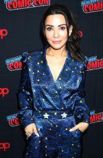 MARISOL NICHOLS at Riverdale Panel at New York Comic Con 10/06/2019