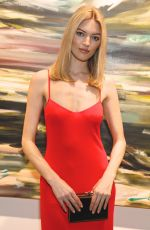 MARTHA HUNT at Academy of Arts Take Home a Nude Art Party and Auction in New York 10/15/2019