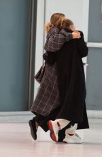 MARY KATE and ASHLEY OLSEN at JFK Airport in New York 10/23/2019