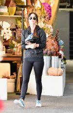 MEGAN FOX Leave Pilates Class in Los Angeles 10/03/2019
