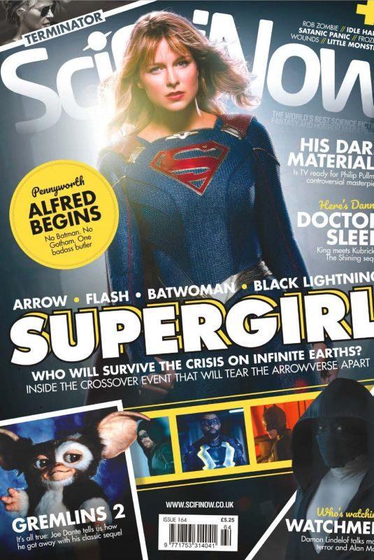 MELISA BENOIST in SciFiNow Magazine, December 2019