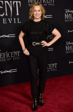 MELORA HARDIN at Maleficent: Mistress of Evi Premiere in Hollywood 09/30/2019