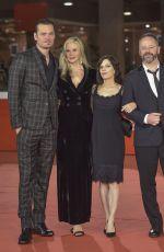 MELORA WALTERS at Il Ladro Di Giorni Premiere at 14th Rome Film Festival 10/20/2019
