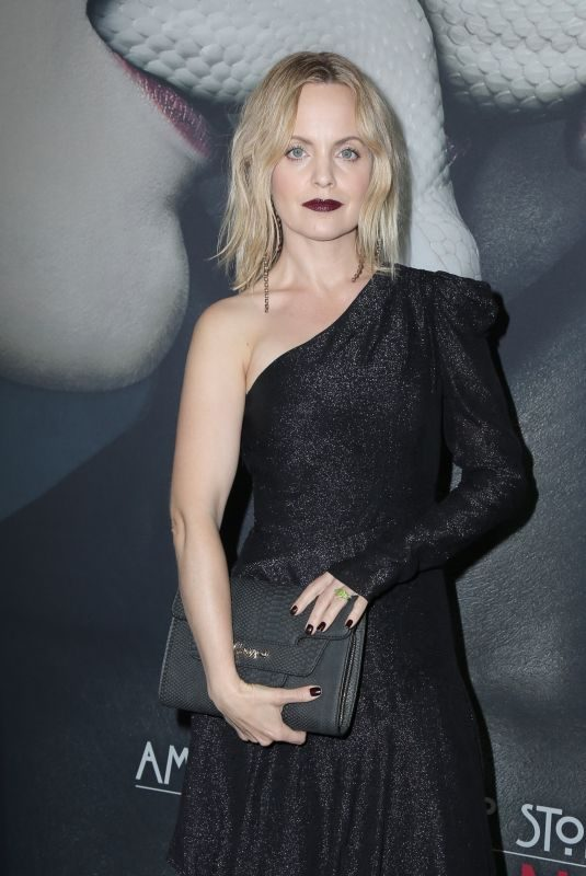MENA SUVARI at American Horror Story 100th Episode Celebration in Hollywood 10/26/2019